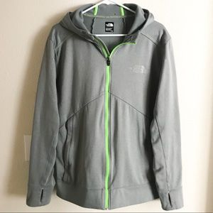 The North Face Mountain Athletics Zip Up Hoodie